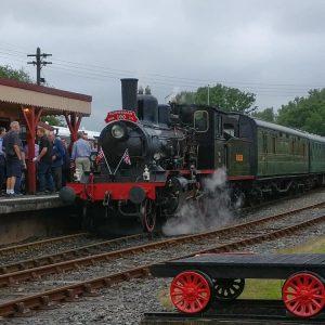 Norwegian loco