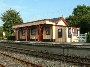 Bodiam Station