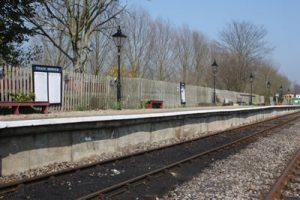 Wittersham Rd Station