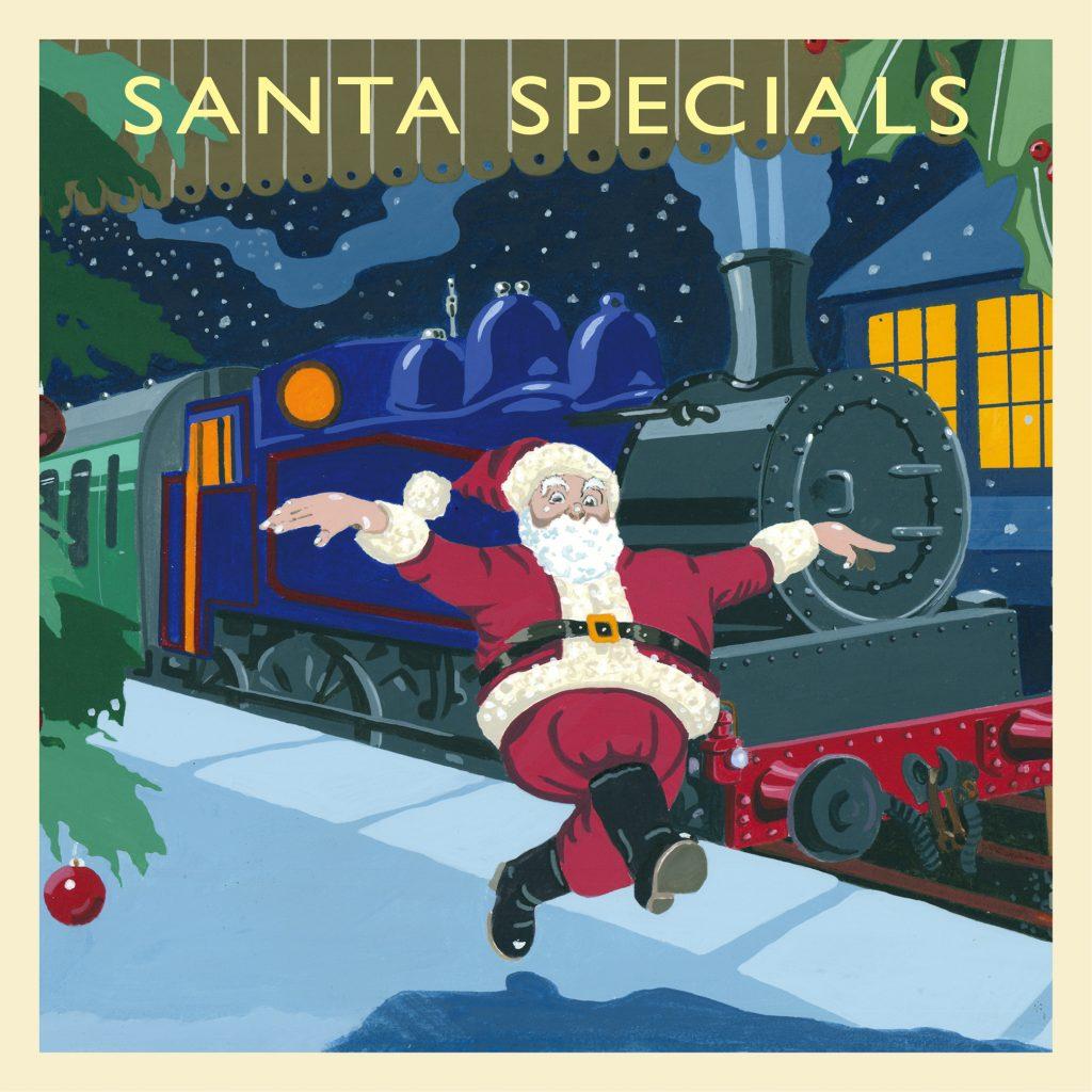 santa-train-poster