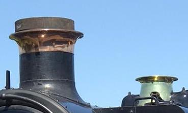 Image of loco chimney