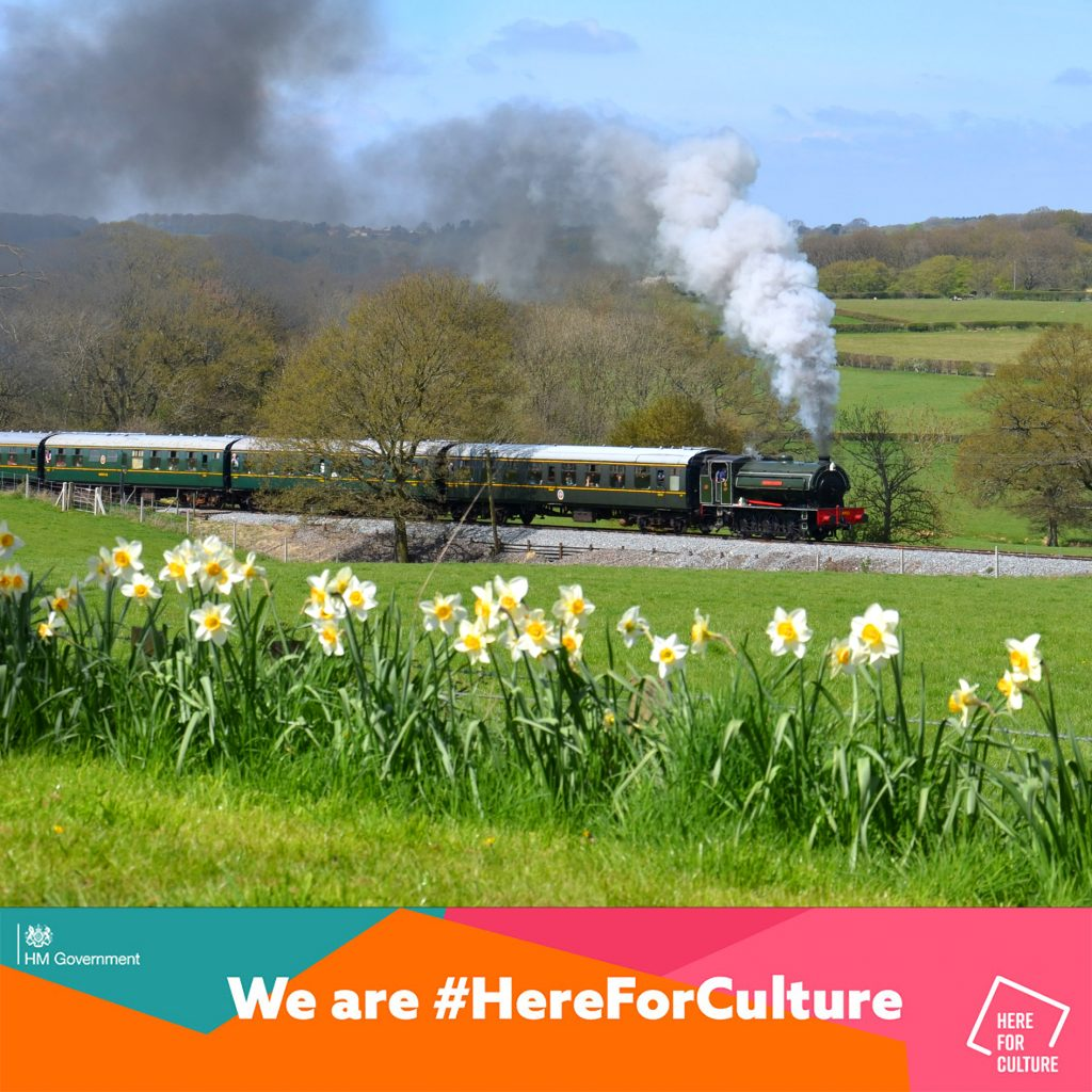 #Here for Culture